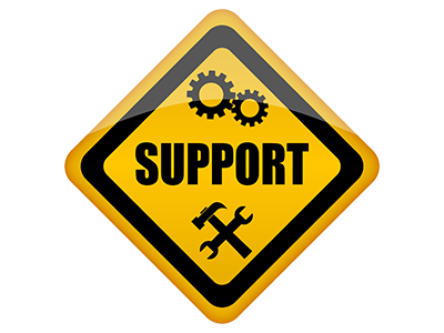 Support service 24h/24 7j/7